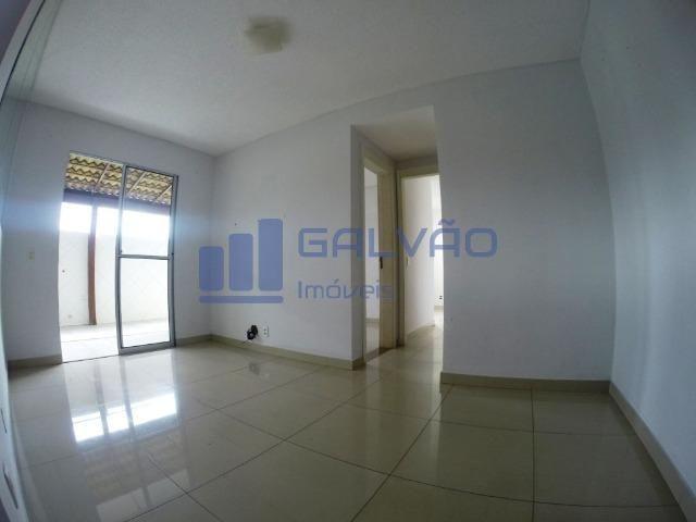 JG. Apartamento de 2 quartos com quintal em Colina de Laranjeiras - Foto 3