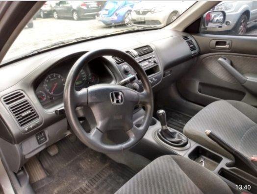 Vendo esse Honda 2003 completo de tudo - Foto 2