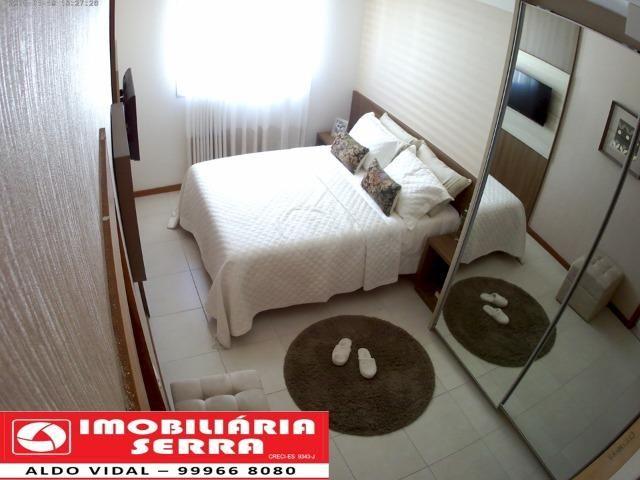 ARV132- Apto com Varanda gourmet, Home Office, 1 ou 2 vagas de garagem, em Colinas. - Foto 14