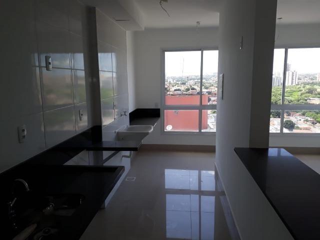 Apartamento 2 Qtos com suite no Terra Mundi Jd América só 239 Mil Nascente andar alto - Foto 4