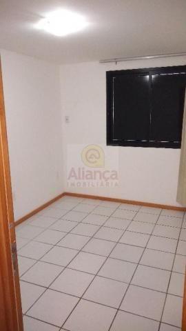 Apartamento para alugar com 3 dormitórios em Lagoa nova, Natal cod:LA-11237 - Foto 8