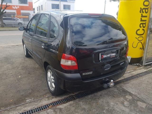 Renault - Scenic 1.6 Rxe - Repasse - Financio 100% - Foto 11