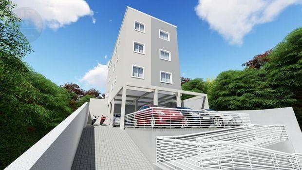 Apartamento à venda com 2 dormitórios em Jardim palmital, Colombo cod:AP216 - Foto 9