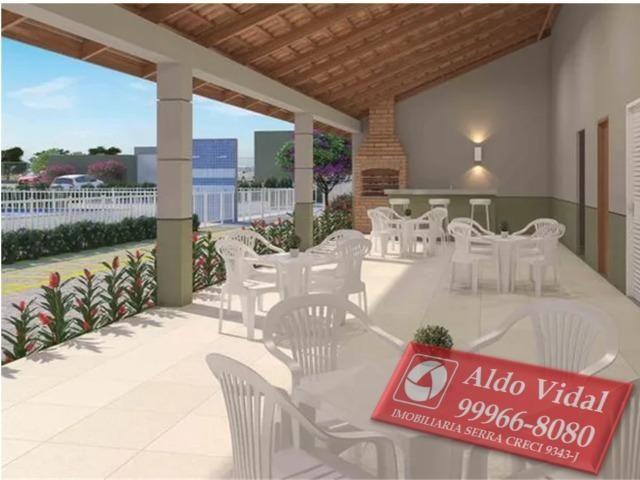 ARV112- Apartamento novo 2 quartos em Jardim Limoeiro - Foto 9