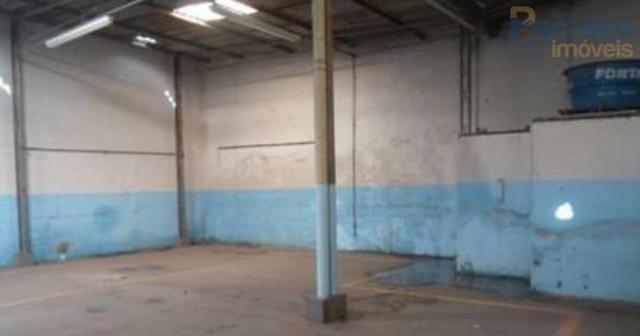 Galpão para alugar, 1439 m² por r$ 7.800,00/mês - jardim egle - são paulo/sp - Foto 10
