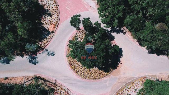 Re/max chave de ouro vende lote localizado no loteamento balcão da lua - Foto 5