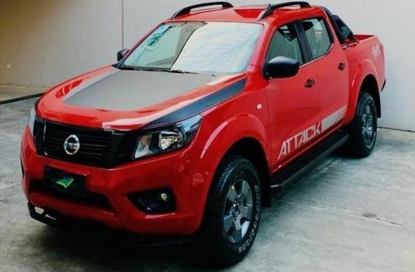 Nissan Frontier Attack Diesel 4x4 Automática 19/20 0km e ipva 2020 - Foto 6