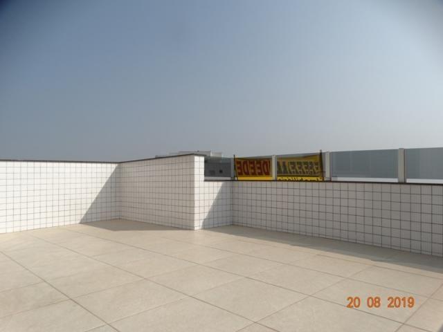 Cobertura 03 quartos c/ suíte 02 vgs jardim industrial - contagem mg - Foto 18