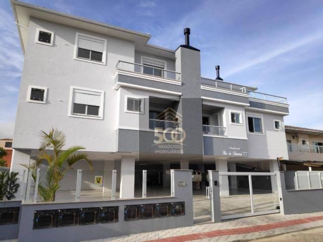 Apartamento com 2 dormitórios à venda, 69 m² por r$ 209.000 - ingleses - florianópolis/sc