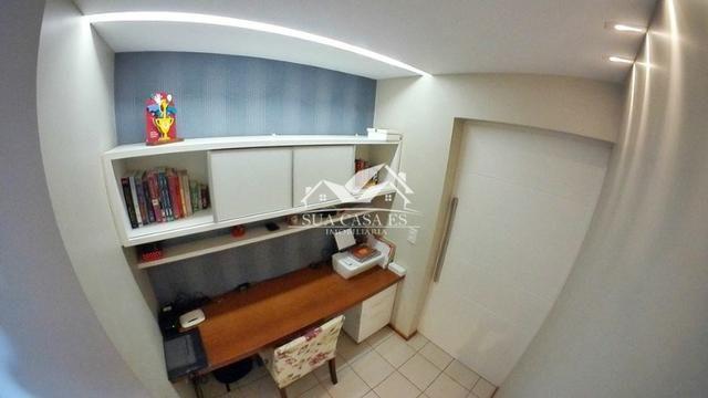 BN- Apartamento porteira fechada 3Qts- com suíte no Itaúna Aldeia Paque - Foto 14