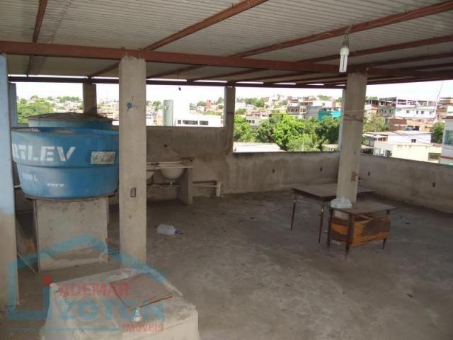 Apartamento para locação em cariacica, morada de campo grande, 3 dormitórios, 1 banheiro,  - Foto 11