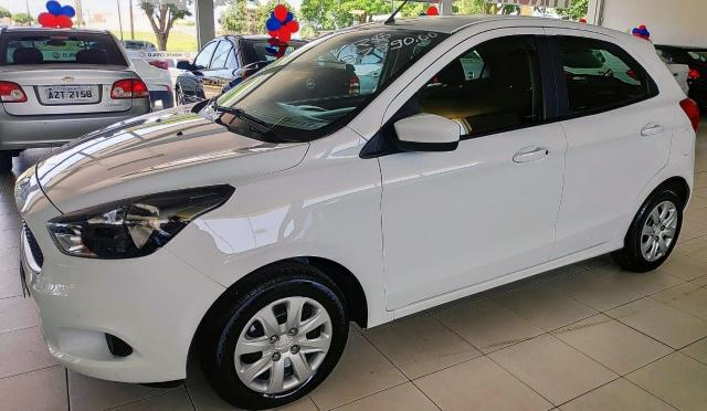 Ford Ka KA 1.0 SE FLEX 4P - Foto 2