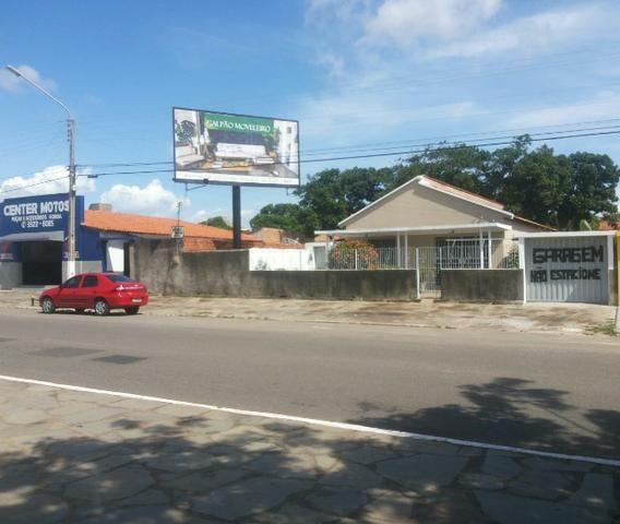 Um terreno com casa e ponto comercial - Foto 4