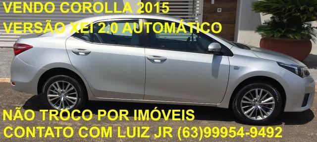 Corolla Xei 2015 - 04 pneus Michelin Zero - Documento pago - Estado de Zero - Foto 6