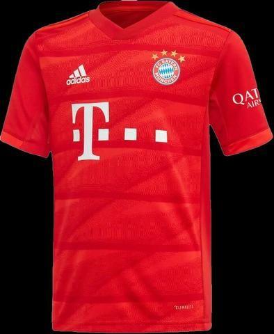 Camisa Bayern de Munique Home 2019 / 2020