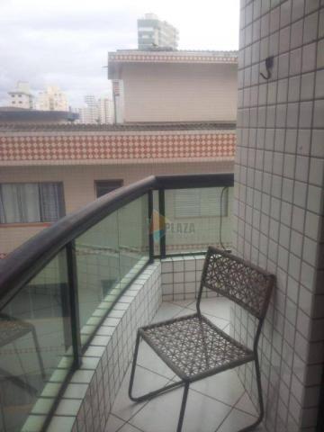 Apartamento com 2 dormitórios para alugar, 1 m² por R$ 1.800,00/mês - Vila Guilhermina - P - Foto 2