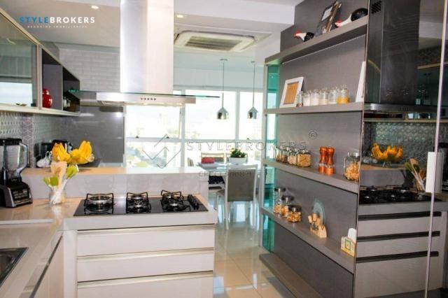 Apartamento com 3 dormitórios à venda, 194 m² por R$ 1.650.000,00 - Duque de Caxias II - C - Foto 7