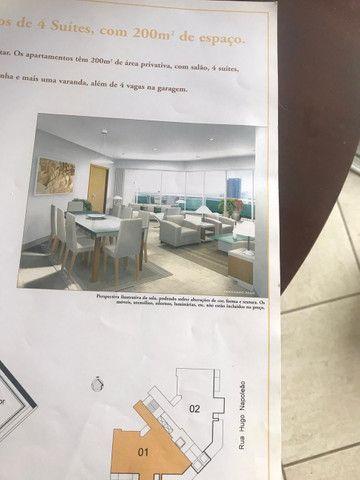 vendo ou alugo apartamento de alto padrão,200 m2 - Foto 2