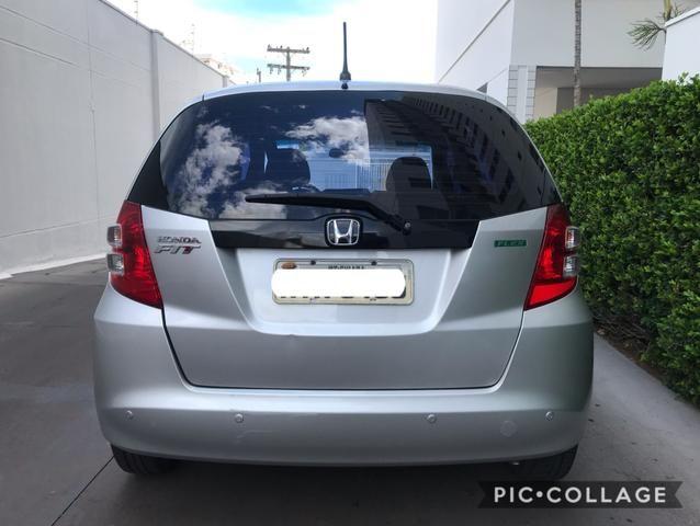CARRO LINDO, SUPER CONSERVADO - Veículo Honda Fit, Automático, Flex - Foto 2
