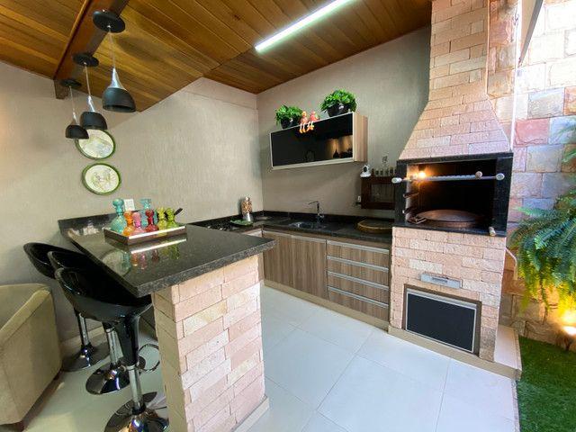 Lindo sobrado em condomínio fechado - Privê das Laranjeiras - Foto 7