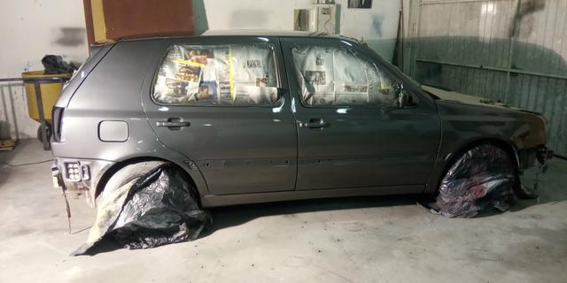 Carro filé pintura nova carro com mecanica toda nova zera comprada cada parafuso - Foto 5