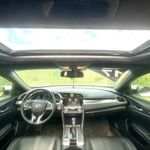 Honda Civic 1.5 Touring Automático Flex - 2017 - Foto 6