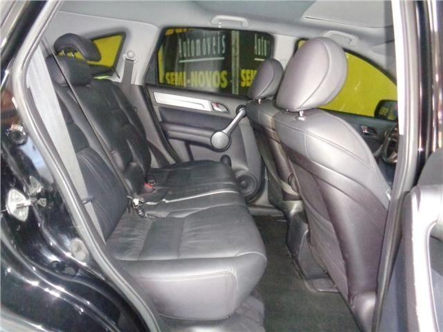 Honda Crv 2.0 exl 4x4 16v gasolina 4p automático - Foto 9