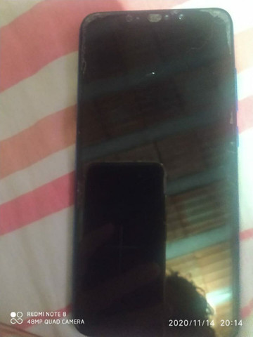 Xiaomi redmi note 6 pro vendo ou troco - Foto 2
