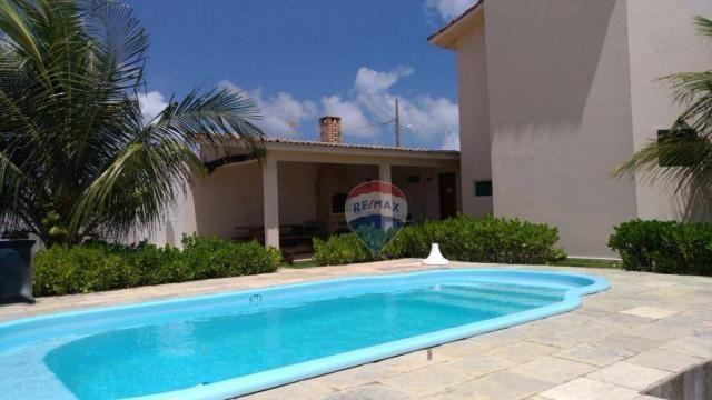 Casa com 3 dormitórios à venda, 180 m² por R$ 420.000,00 - Loteamento Praia Bela - Pitimbú - Foto 10