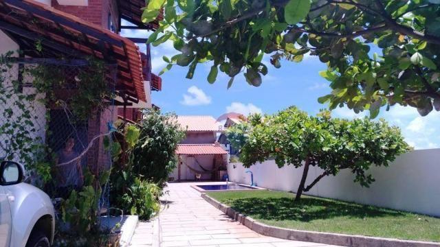 Casa residencial à venda, Loteamento Praia Bela, Conde - CA0049. - Foto 14