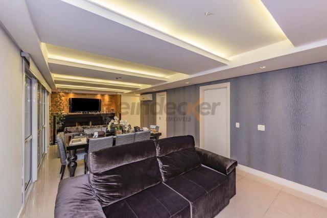 Apartamento à venda com 3 dormitórios em Jardim europa, Porto alegre cod:1267 - Foto 6