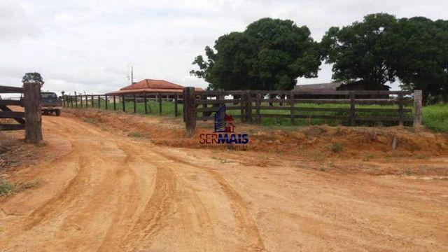 Fazenda à venda, por R$ 6.000.000 - Zona Rural - Ariquemes/RO