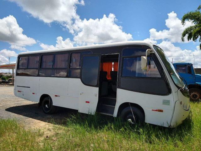Micro ônibus VW Busscar Micruss - Foto 4