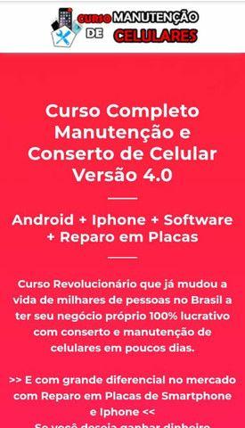 Curso de manutenção de celular versão 4.0