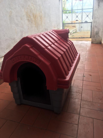 Casa pra cachorro porte pequeno - Foto 2