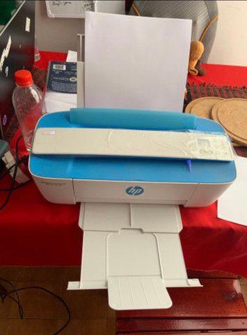 Impressora multifuncional HP Deskejet 3776 - Foto 5