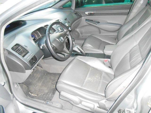 Honda Civic LXL 1.8 16V Flex Aut - Foto 6