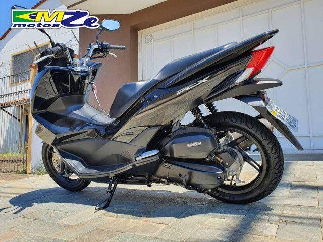 Honda Pcx 150 2016 Preta com 19.000 km - Foto 6