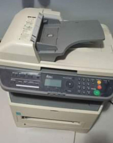 Impressora kyocera FS 1124 MFP