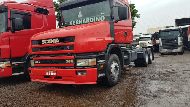 Scania T 114 99 - Foto 2