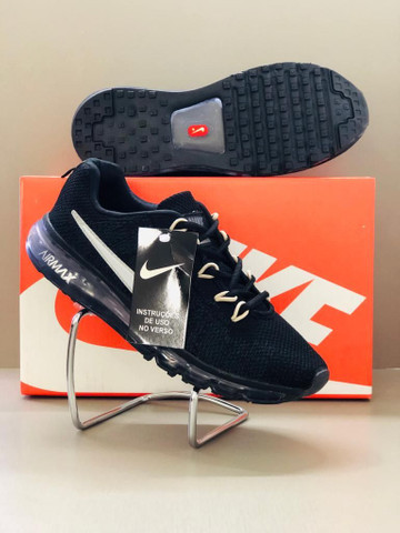 Tênis Nike Air Max Bolha 2017 do 38 ao 43 - Foto 4