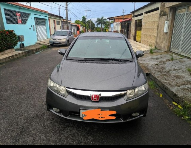 New Civic 2011 lxl