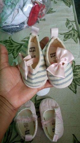Sapatinhos de bebê - Foto 6