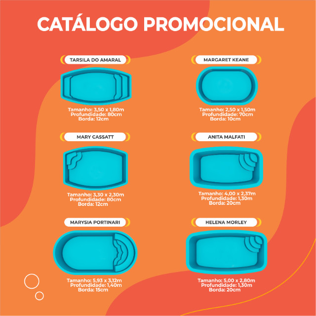 Promoção - Piscina de Fibra - Linha Premium - Foto 5