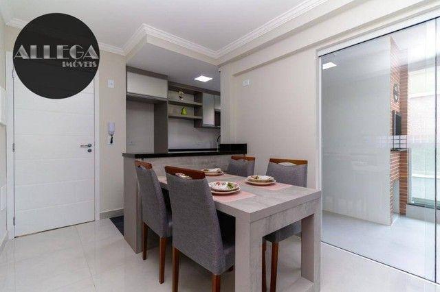 Apartamento com 2 dormitórios à venda, 59 m² por R$ 364.000,00 - Fanny - Curitiba/PR - Foto 6