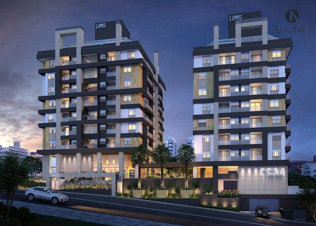 Apartamento à venda com 3 dormitórios em Balneário, Florianópolis cod:2613