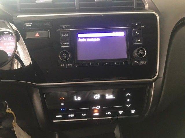 Honda City EX 1.5 automatico 2018 44mil km  - Foto 7