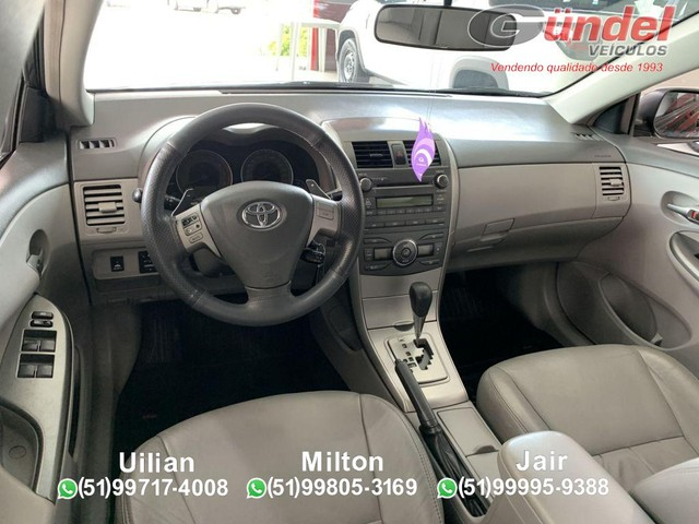 Toyota Corolla XEi 2.0 Flex 16V Aut. - Foto 7