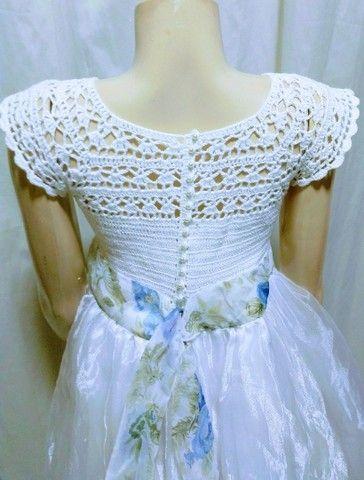 Vestido p/ casamento ( criança ) - Foto 5