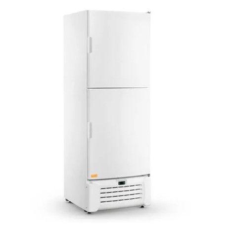R-Visa Cooler Double Congelados e Extra Frio 600 Litros Refrimate